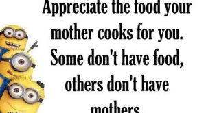 Very true! Always appreciate your mom!! I know I do even if she drives…