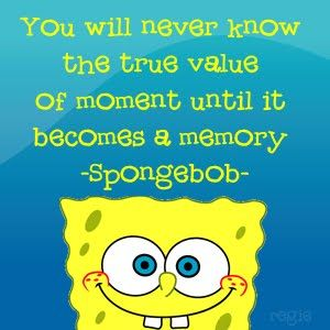"""-spongebob- Put this in the buckets for favors: then say, """"Thank you for spending…..."""