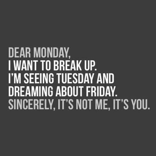 Monday Funny Quotes for Work