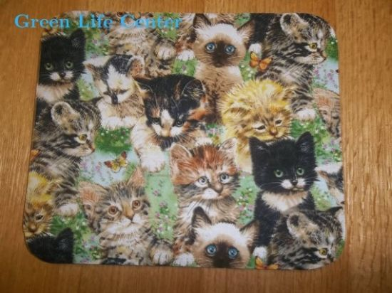 Buy Kitten Cat Mouse Pad, Rectangle, Mouse P Online form Visit us to buy…
