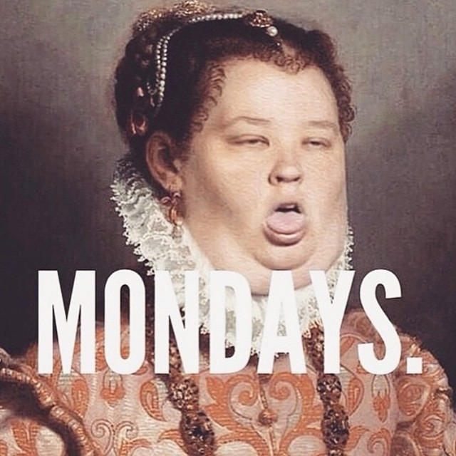 "Happy Monday everybody!!!! #NoMakeupMondays search Pinterest""> #NoMakeupMondays #..."