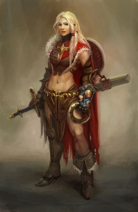 Captain of the Valkyrie.