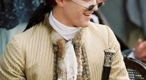 Heath Ledger in Casanova, 2005