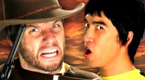 Bruce Lee vs Clint Eastwood. Epic Rap Battles of History Season 2. ( Clint…