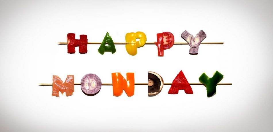 Happy Monday! 01/14/2013