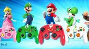 PDP expanding its line of wired controllers to include even more popular Nintendo franchis...