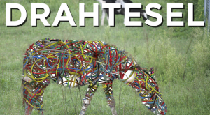 "Sometimes a bicycle is called a ""Drahtesel"" in Germany, which means ""wire donkey.""..."