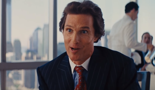"""LOVETHIS: """"Matthew McConaughey Making Noises"""" Is Your Cure For The Monday Blues"""