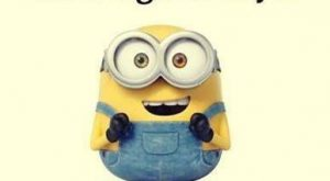 The minions have been used in a couple comedy movies, and the caption that…