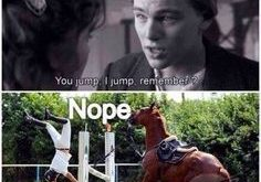 titanic horse meme you jump – Google Search –