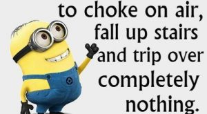 Funny Minion Quotes Of The Day. Minions, quote, citat, funny, giggly, haha. It takes…