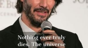 22 Keanu Reeves Quotes about Life and ️ – Winspira #keanuwisdom explore Pinte...