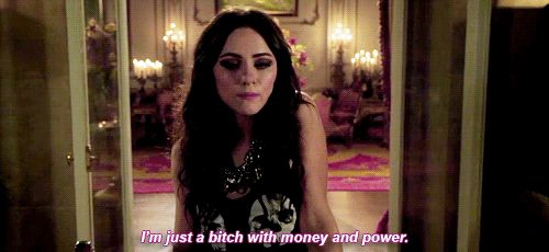 When she was self-aware. | Community Post: 14 Times We Were All Princess Eleanor…