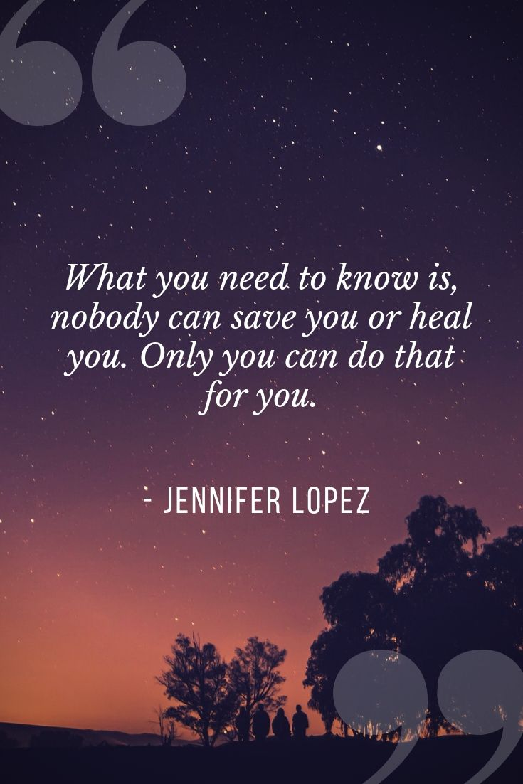Jennifer Lopez on heartbreak, in an interview with Maria Shriver, 2014. See more celebrity...