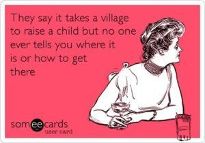 Stop the Mom Shaming and Start Building Your Village • TeeterTot