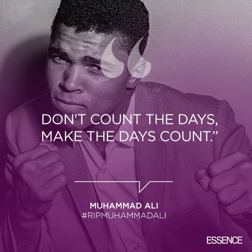 Get inspired with one of these inspring quotes from the greatest of all time,…