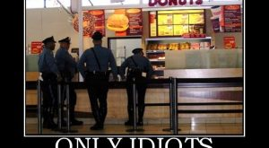 Funny Cop Jokes | … some funny donut/police pictures for ya. Have a blessed…