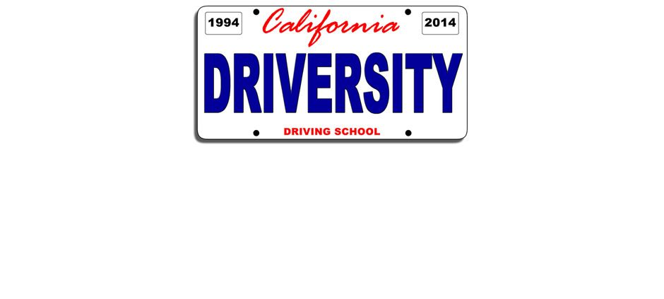 Driversity Driving School – Driver Ed and Driver Training