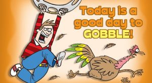 Thanksgiving Funny | Funny Cartoon Thanksgiving Star Trek HD Wallpaper