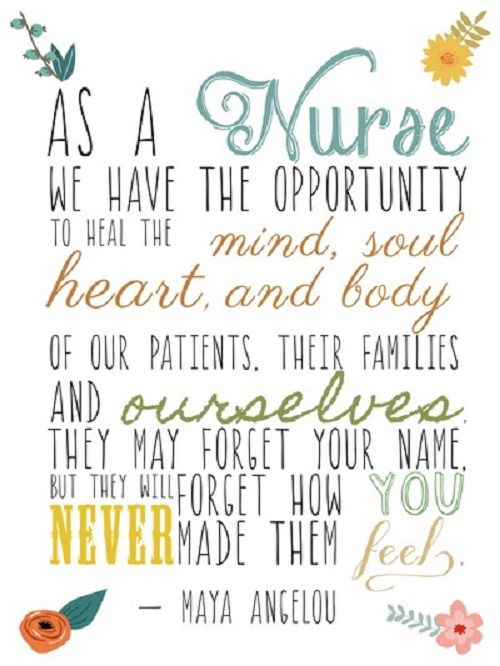 40 Best Nursing Quotes on Tumblr: