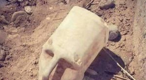 Ancient skull proof of our alien origins