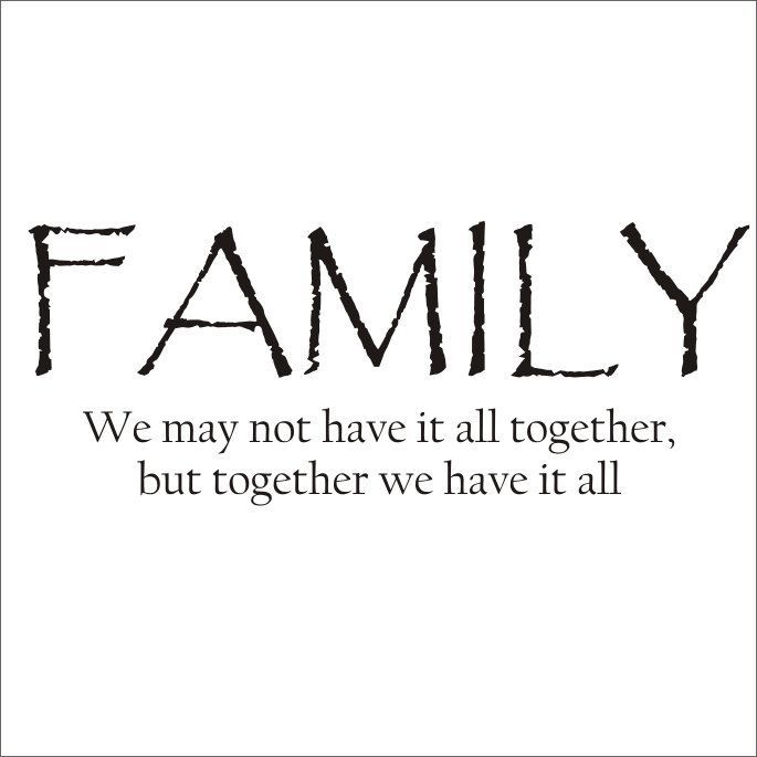 38 Heartfelt Quotes About Family