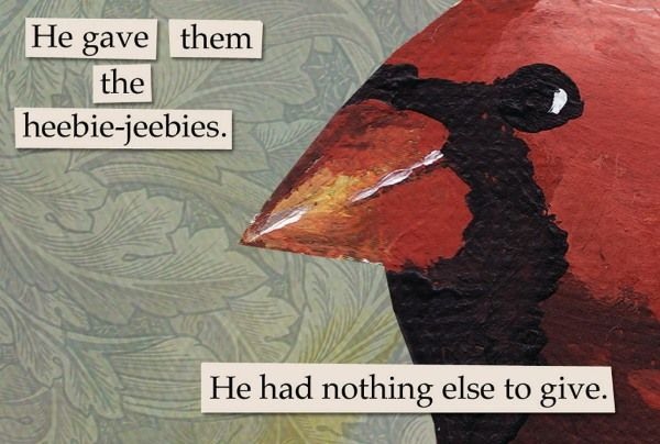 Hilariously Captioned, Disturbing Portraits Of 'Troubled Birds' –