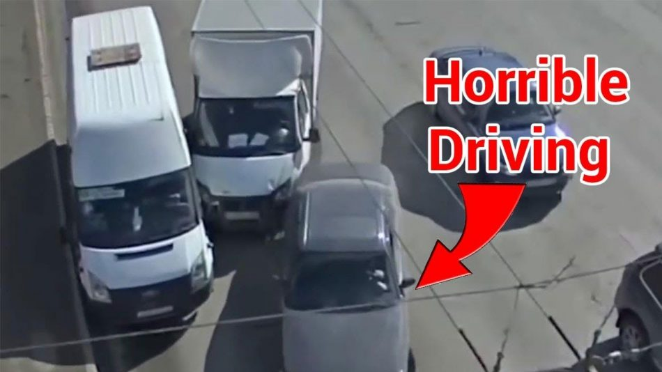 Horrible Driving Video