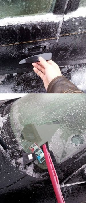 Snow and Ice Car Fail – Have A Nice Day Driving in Bad Weather Conditions