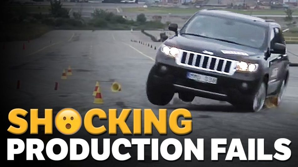 9 Shocking Car Fails You'll Never Believe Made It To Production