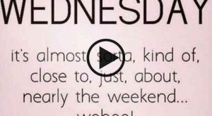 25 Funny Wednesday Memes  Quotes To Get You Through The Rest Of The Week – Encoding audio, video