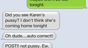 Autocorrect Fail | Hilarious Auto Correct blunders and funny texts and messages from your…