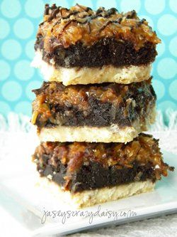 Crazy Girl Scout Inspired Desserts Recipe Collection