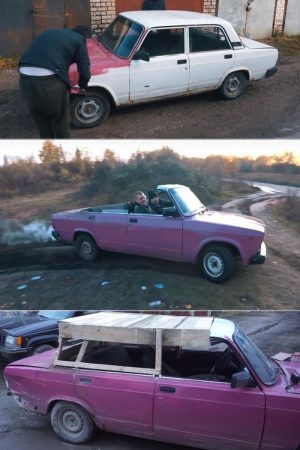 Funny Car Fails And Automotive Humor (35 Photos)