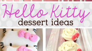 Hello Kitty Party: Sweet Kitty Treats.  Nothing says Hello Kitty like some sweet kitty…