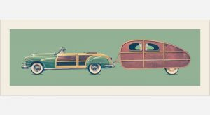 '49 Chrysler & Fleet Cabin Car
