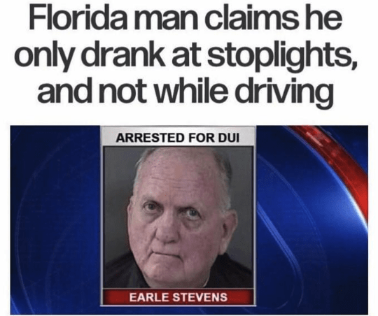 10 Senseless Times Florida Man Was A Vomit Stain On Humanity – FAIL Blog…