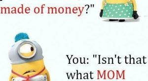 Funny Minions work