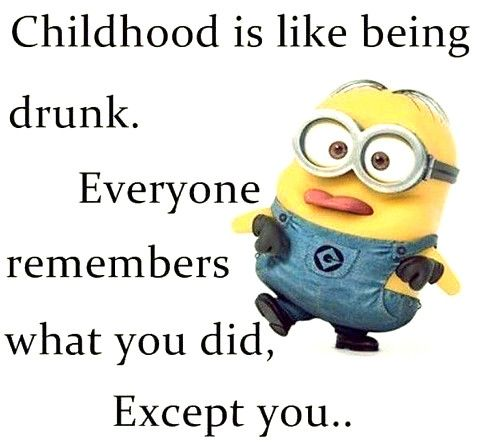 Funny Minion Quote Of The Day