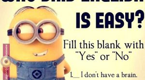 Funny Minion Names