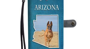 Belgian Malinois Dog Print Wallet Case-Free Shipping-AZ State – iPhone 6 / 6s